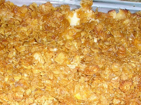 Hash brown potato casserole photo 1