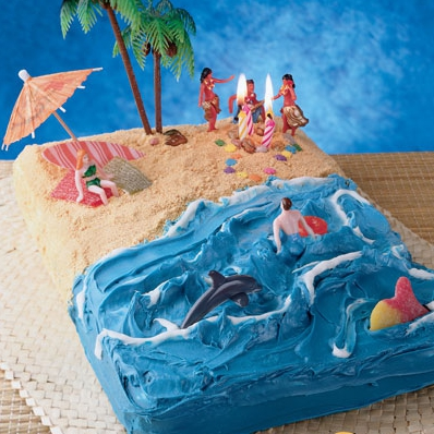 Hawaiian cake photo 2