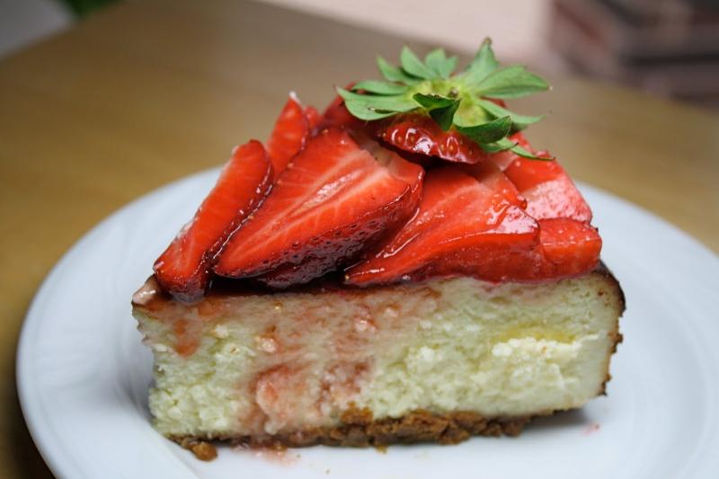 Hawaiian cheesecake photo 1