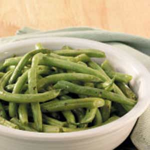 Herbed green beans photo 2