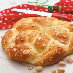 Holiday bread photo 1