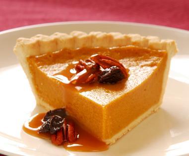 Holiday pumpkin pie photo 3