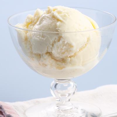 Homemade ice cream photo 3