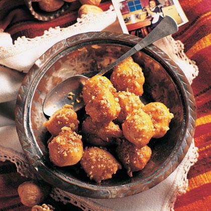 Honey balls photo 2
