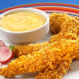 Honey-mustard chicken photo 1