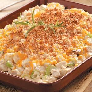 Hot chicken salad photo 2