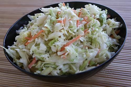 Hot coleslaw photo 2