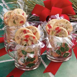 Icebox cookies photo 3