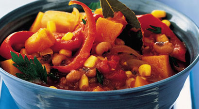 Indian corn stew photo 2