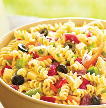 Italian pasta salad photo 3