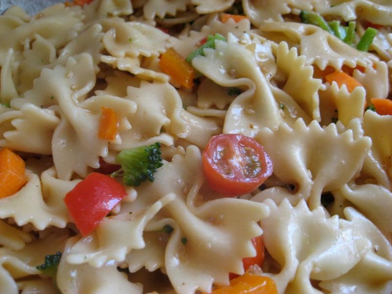 Italian pasta salad photo 2