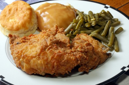 Kentucky-style fried chicken photo 2