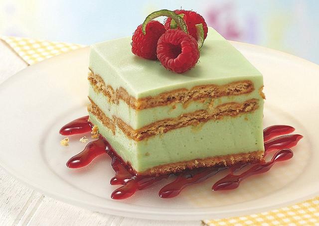 Key lime cake photo 1