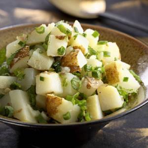 Lebanese potato salad photo 2