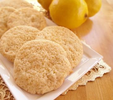 Lemon cookies photo 1