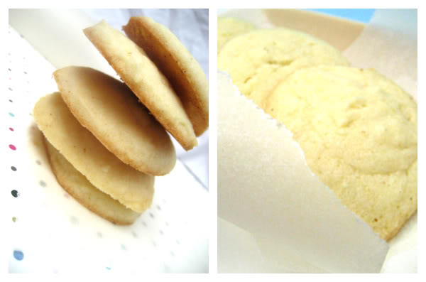 Lemonade cookies photo 9
