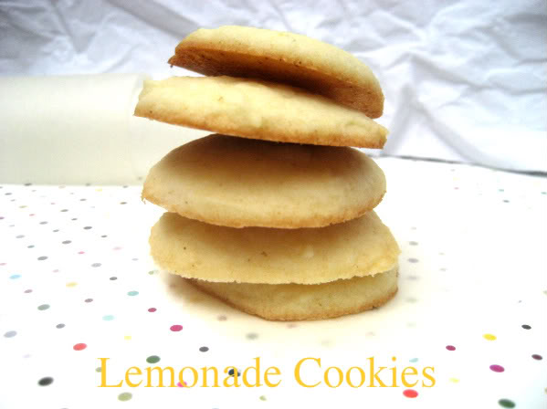 Lemonade cookies photo 5
