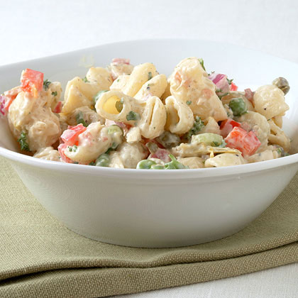 Macaroni-chicken salad photo 3