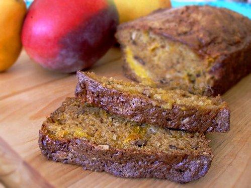 Mango bread photo 3