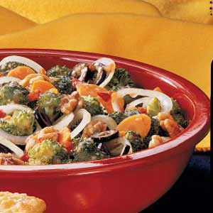 Marinated broccoli photo 2