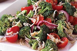 Marinated broccoli photo 3