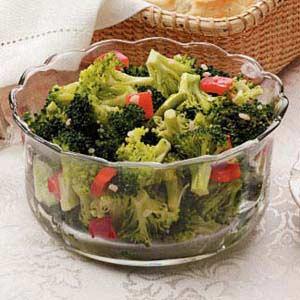 Marinated broccoli photo 1