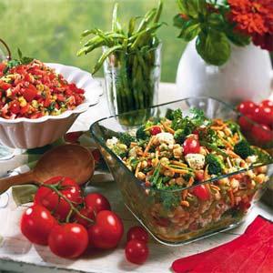 Marinated vegetable salad photo 3