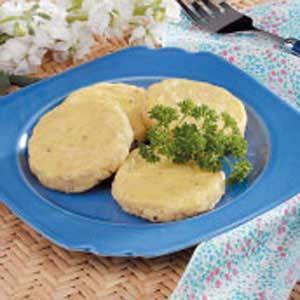 Mashed potato cakes photo 1