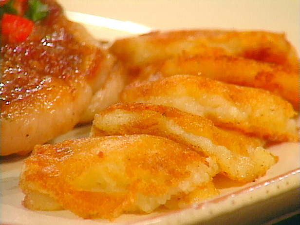 Mashed potato cakes photo 3