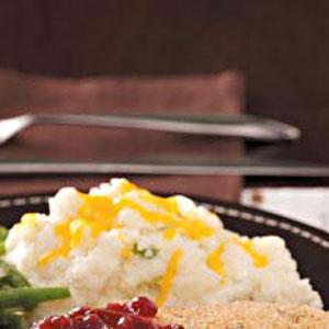 Mashed potato casserole photo 2