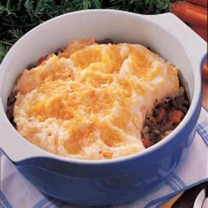 Mashed potato casserole photo 1