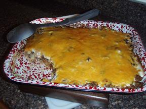 Mexican casserole photo 3