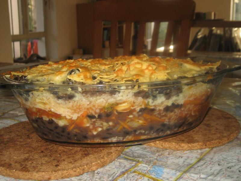 Mexican casserole photo 2
