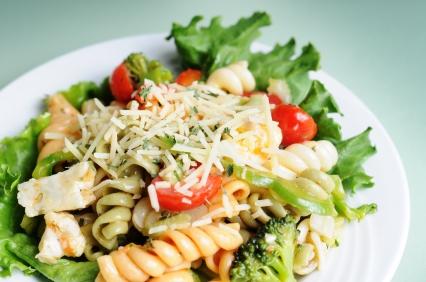 Mexican pasta salad photo 2