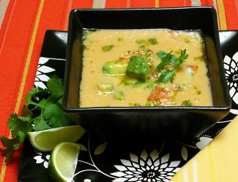 Mexican soup photo 3
