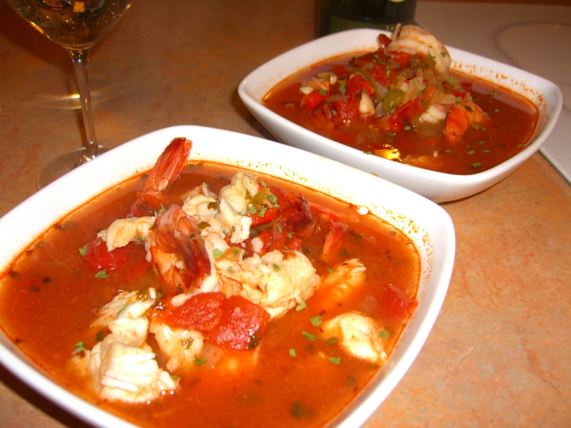 Mexican soup photo 2