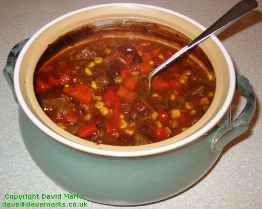 Mexican stew photo 3