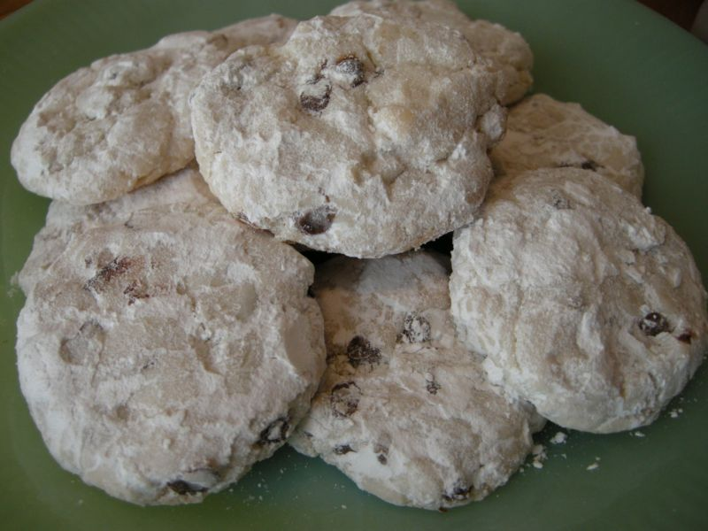 Mexican wedding cookies photo 9