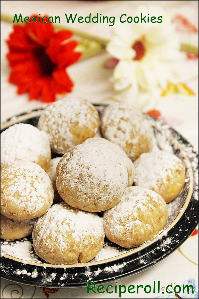 Mexican wedding cookies photo 8
