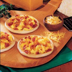 Mini pizzas photo 3