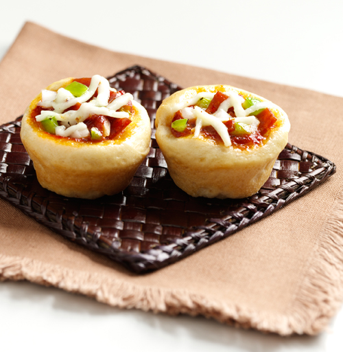 Mini pizzas photo 2