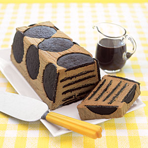 Mocha cake photo 2
