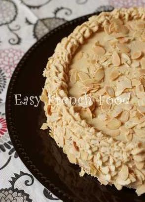 Mocha cake photo 1