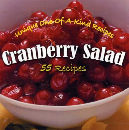 Molded cranberry fruit salad photo 2