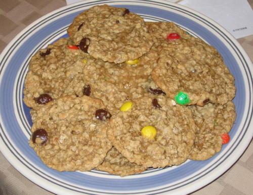 Monster cookies photo 2