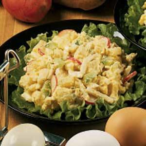 Mustard potato salad photo 1