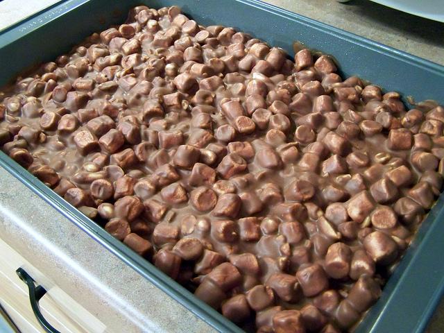 Nut goodie bars photo 3