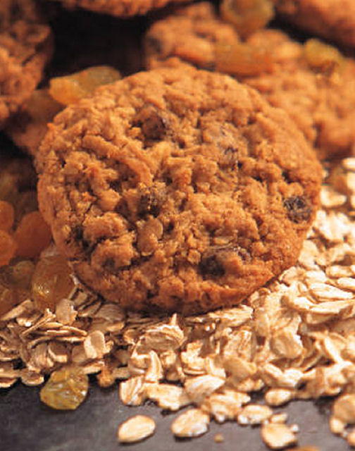 Oatmeal cookies photo 4