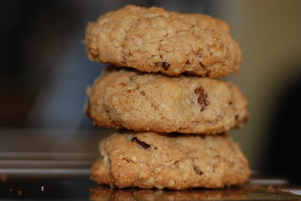 Oatmeal macaroons photo 10