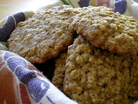 Oatmeal macaroons photo 2